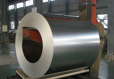 Cina Galvanized Steel Coil / Cold Rolled Stainless Steel Coil Untuk Atap Bergelombang pemasok