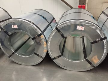 Cina Hot Rolled Steel Coil / Galvanized Steel Plate Ketebalan 0.2mm-1.0mm Lebar 1220mm pemasok