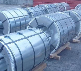 Warna Matt Coated Steel Coil, Aluminium Sheet Coil Ukuran 0,15-1,5mm * 600-1250mm