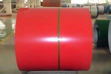 1.5mm Warna Coated Steel Coil / PPGI Warna Dilapisi Lembar AISI ASTM GB JIS Standard