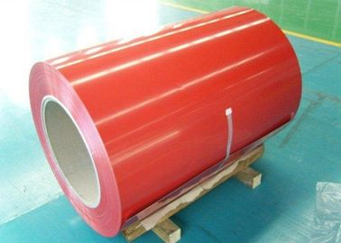 Cina Self Cleaning Prepainted Galvanized Steel Sheet / PPGI Steel Plate Width 914mm - 1250mm pabrik